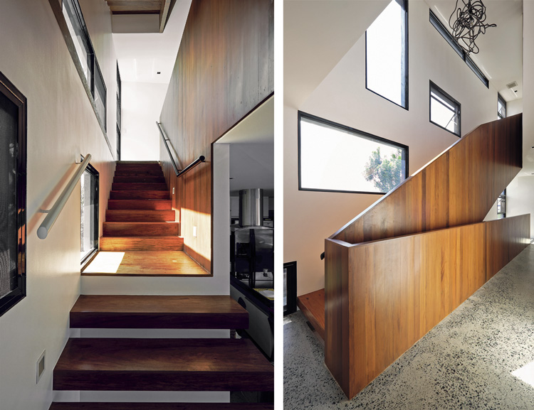 MN House by Arkisens: stairwell
