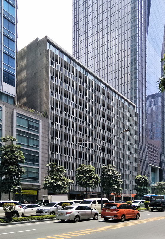 Richard Coleman Ayala Avenue scale