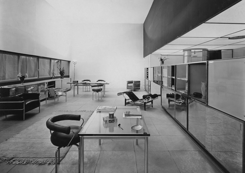 Charlotte Perriand Dining room 28