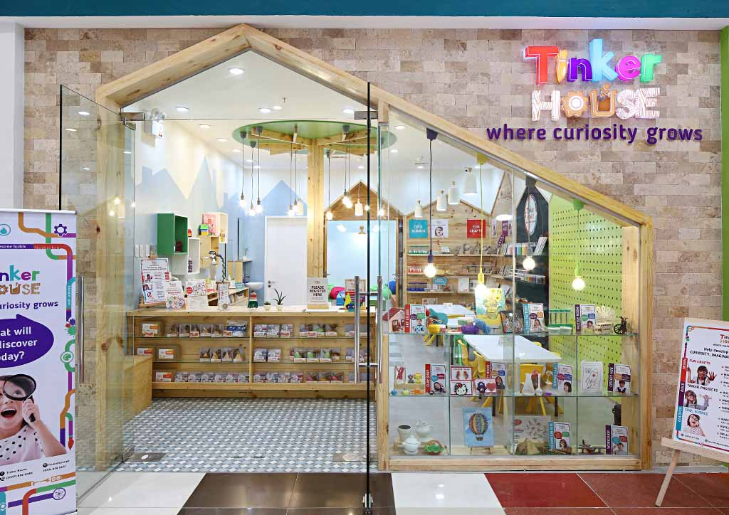 Tinker House - Front